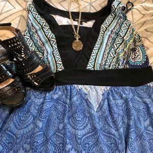 AGB Woman Maxi Dress
